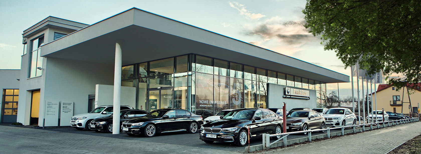 Salon Dealer BMW Frank-Cars.